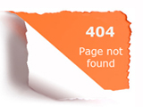 Customizing 404 Error Page in Apache